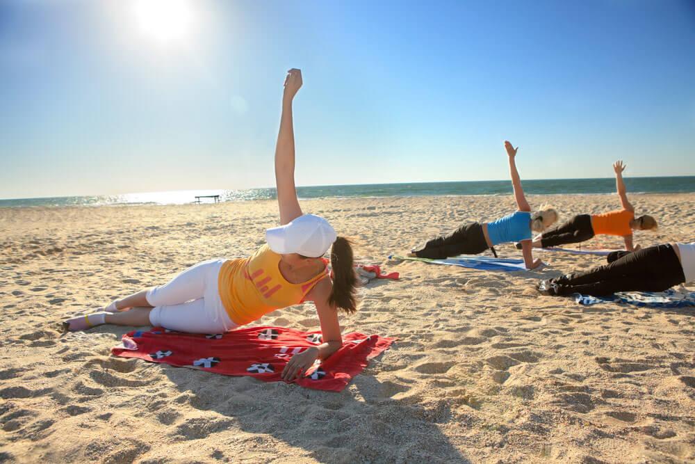 Beginnings Treatment Centers Holistic AddictionTreatment Yoga On Beach 158902073