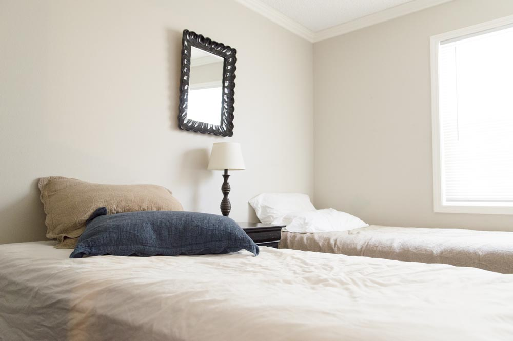 beginnings treatment residential treatment facility bedroom