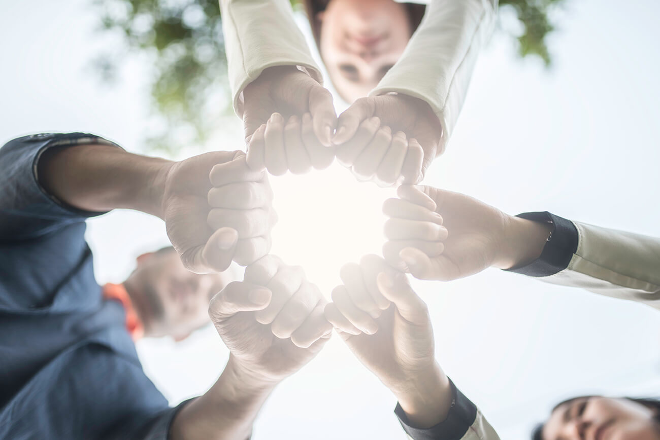 beginningstreatment-photo-hands-in-circle-as-symbol-of-their-partnership-and-teamwork-collaboration-concept-785445346