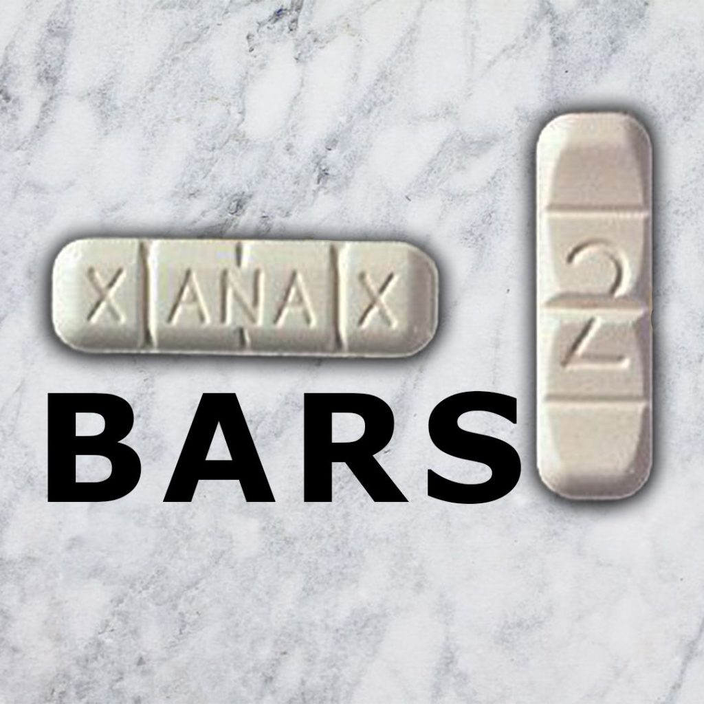 what are Xanax Bars